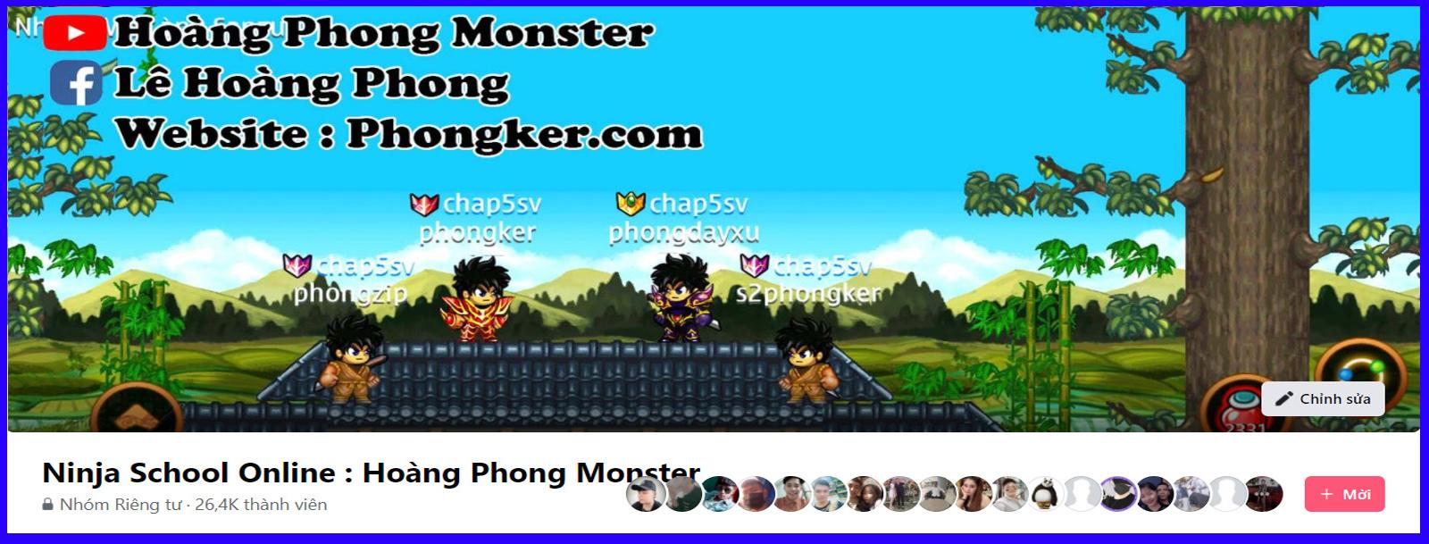 Phongker